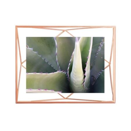 Ramka na zdjęcia 13x18cm, miedziana, PRISMA
